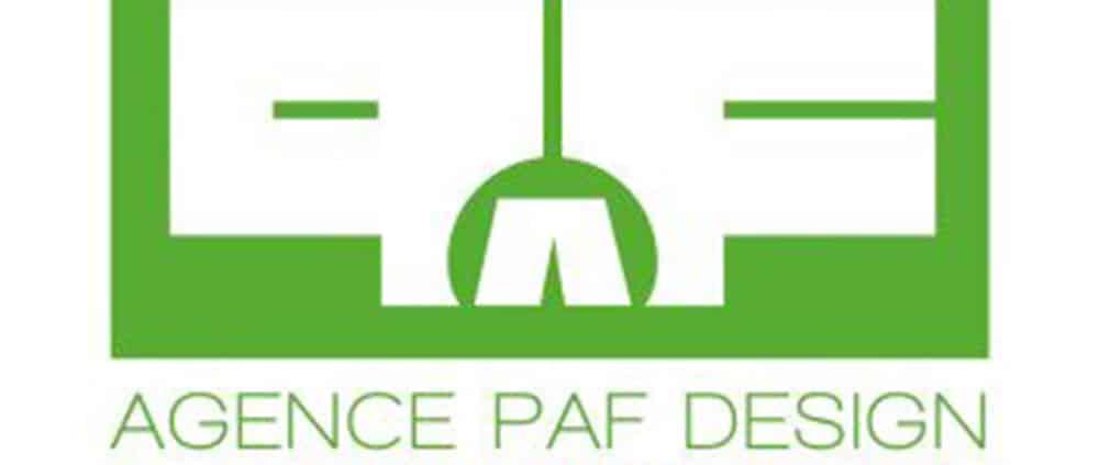 logo agence paf design et communication