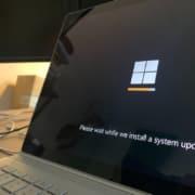 Windows mise à jour